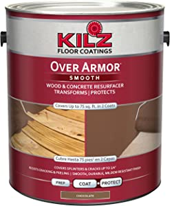KILZ Over Armor Smooth Wood/Concrete Coating