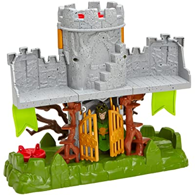 Fisher-Price Imaginext Woodland Castle: Toys & Games
