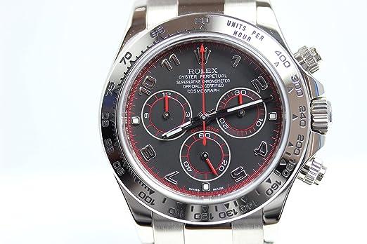 brand new d3e98 87458 Amazon | ROLEX ロレックス 腕時計 デイトナ WG ホワイト ...