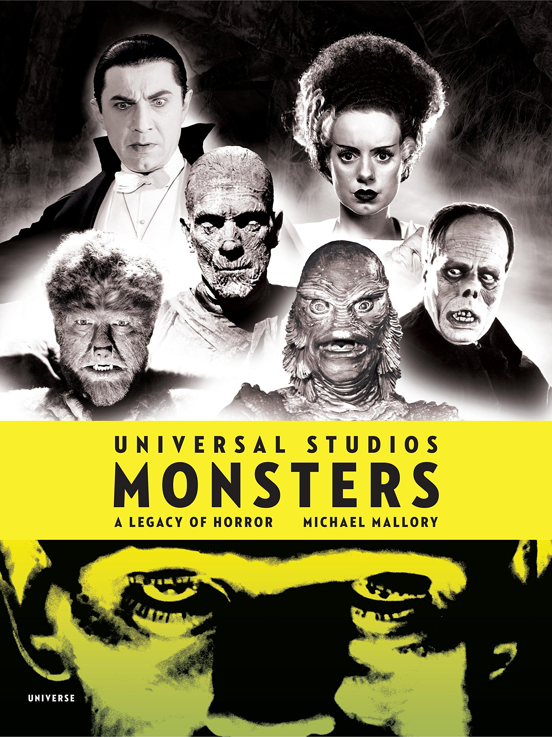 Universal Studios Monsters: A Legacy of Horror pdf