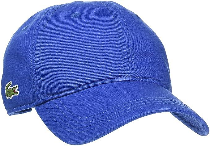 8f80e51687a Lacoste Men s Baseball Cap  Amazon.co.uk  Clothing