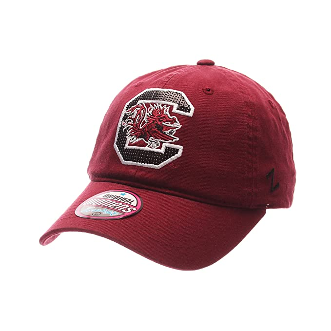 the latest 8fdbd a85d3 Amazon.com   NCAA South Carolina Fighting Gamecocks Women s Twinkle Hat,  Adjustable Size, Team Color   Sports Fan Baseball Caps   Sports   Outdoors