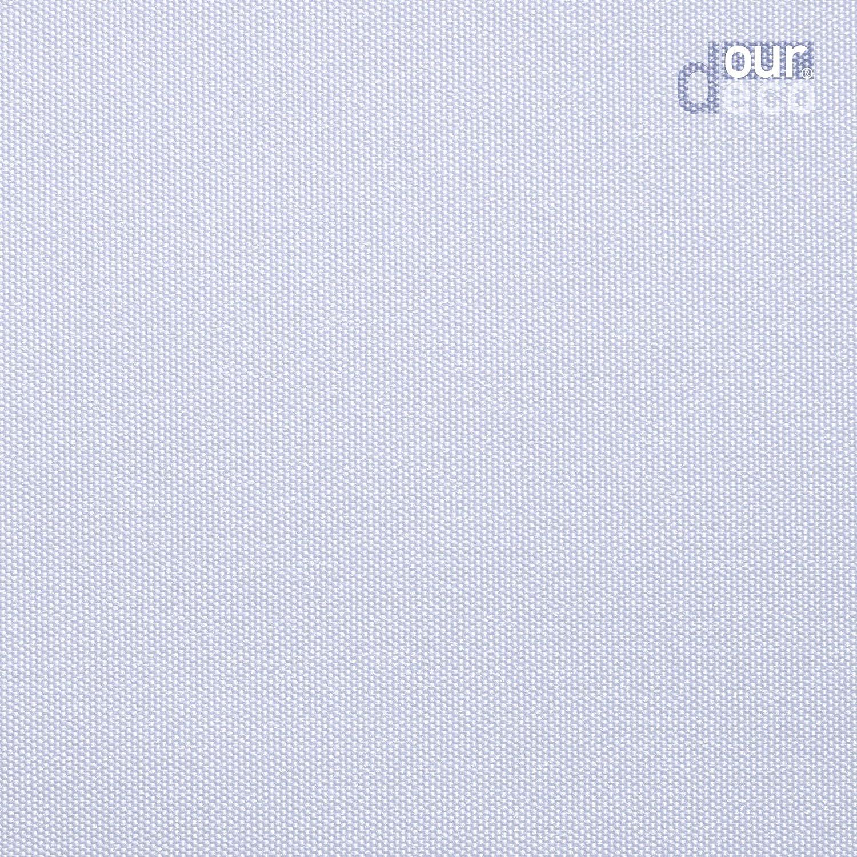 ourdeco/® Klemmtr/äger Top f/ür Rollos//Zubeh/ör 1 Paar Klemmtr/äger//Montage am Fenster f/ür Rollos