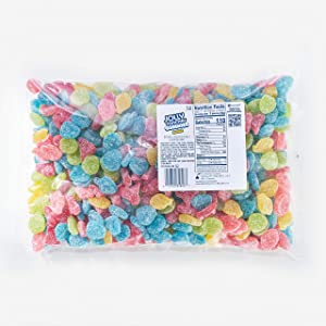 JOLLY RANCHER Gummies Assorted Fruit Flavored Gummy Candy, Easter, 5 lb Bulk Bag
