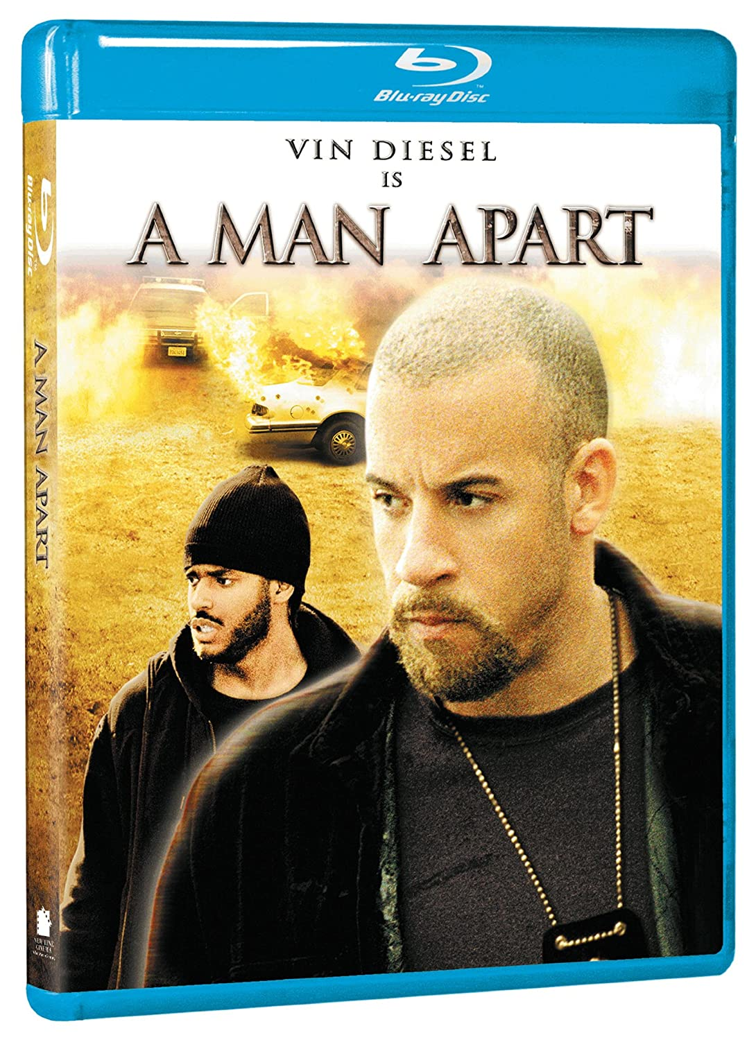 A Man Apart 2003 BluRay 720p 800MB ( Hindi – English ) ESubs MKV