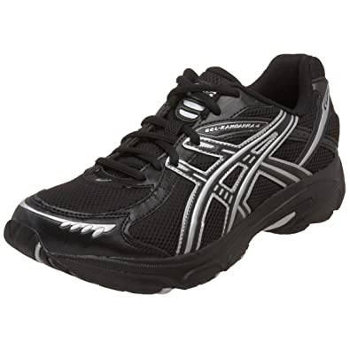 971ac151a50 Amazon.com | ASICS Men's GEL-Kanbarra 4 Running Shoe, Black/Black ...