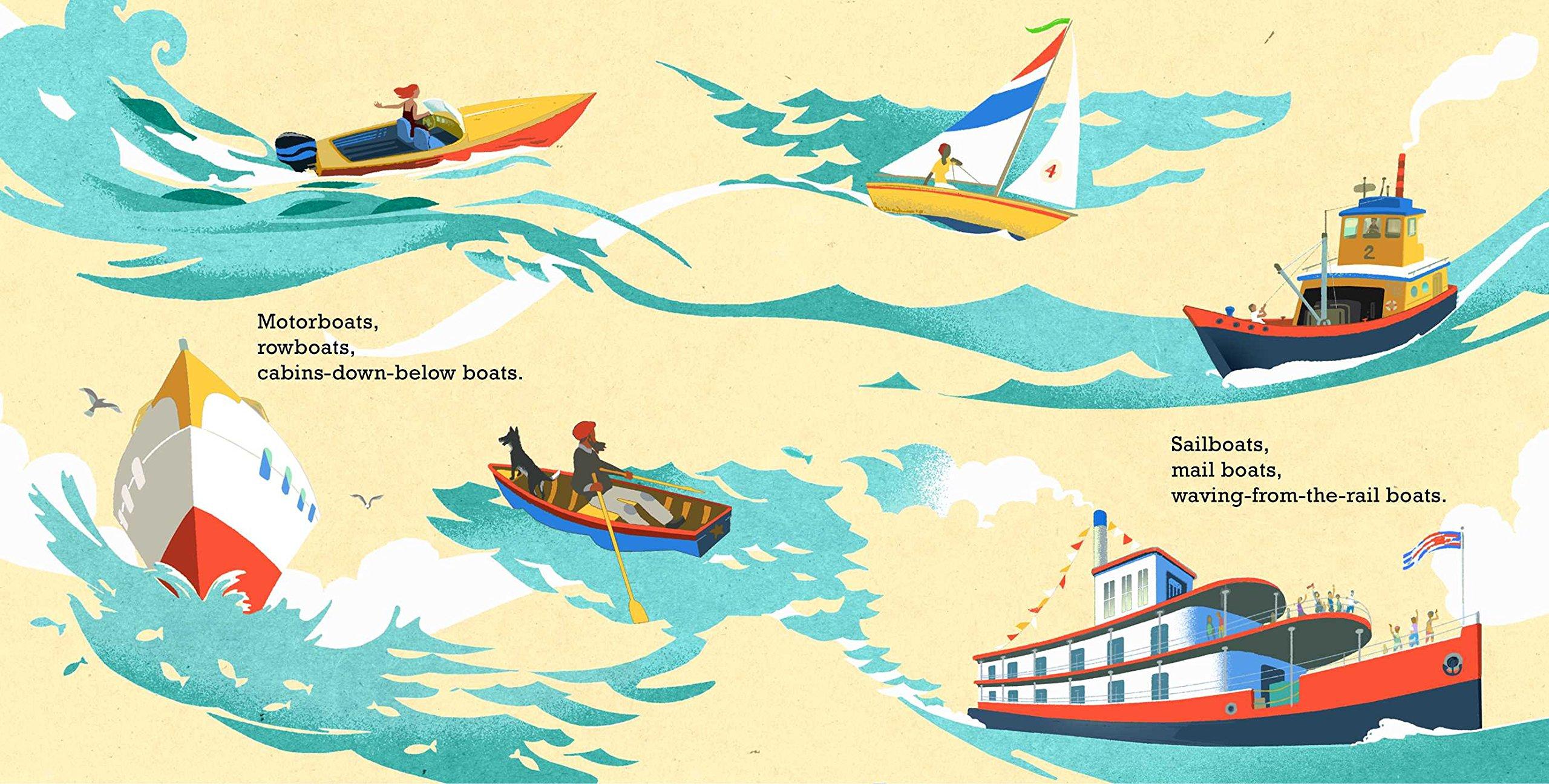 amazon com boats float richard jackson book 9781481403801