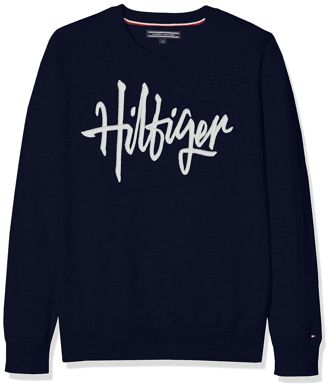 Felpa Bambino Tommy Hilfiger Essential Hilfiger Crew Neck Sweater