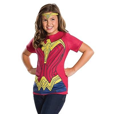 e3e0e9e9c36 無料発送 Rubie's Batman v Superman: Dawn of Justice Wonder Woman ...