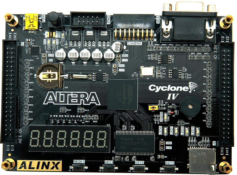 ALINX ALTERA FPGA Development Board NIOS EP4CE6 Study Board USB