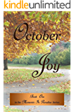 October Joy (Moments In Paradise Book 1)