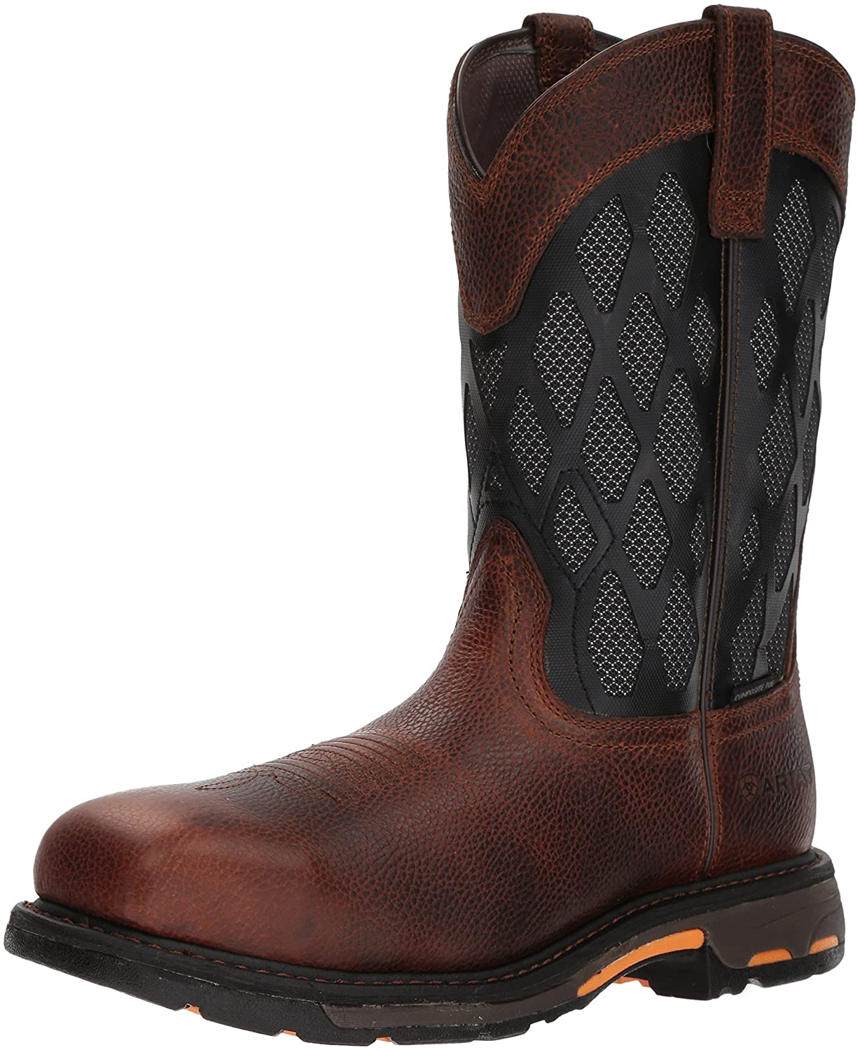 Ariat メンズ 10023061 Brown Ruddy/Charcoal 8 E US  B076RRB2R9