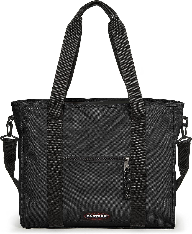 Eastpak Kerr Shoulder Bag In Black Denim