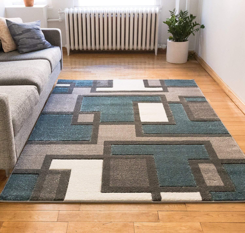 Accent rug for living room - Modern rugs for living room ...