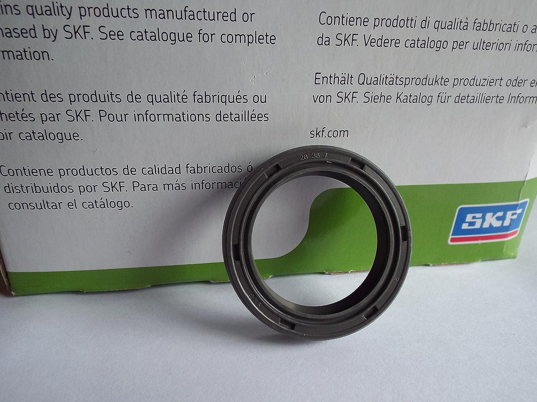 28 x 38 x 7 mm SKF reté n de aceite R23/TC doble labio Lancashire Seals