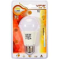 VPW G-50 5W Sıcak Gün Işığı 3000K Led Ampul