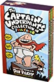 Captain Underpants Color Collection