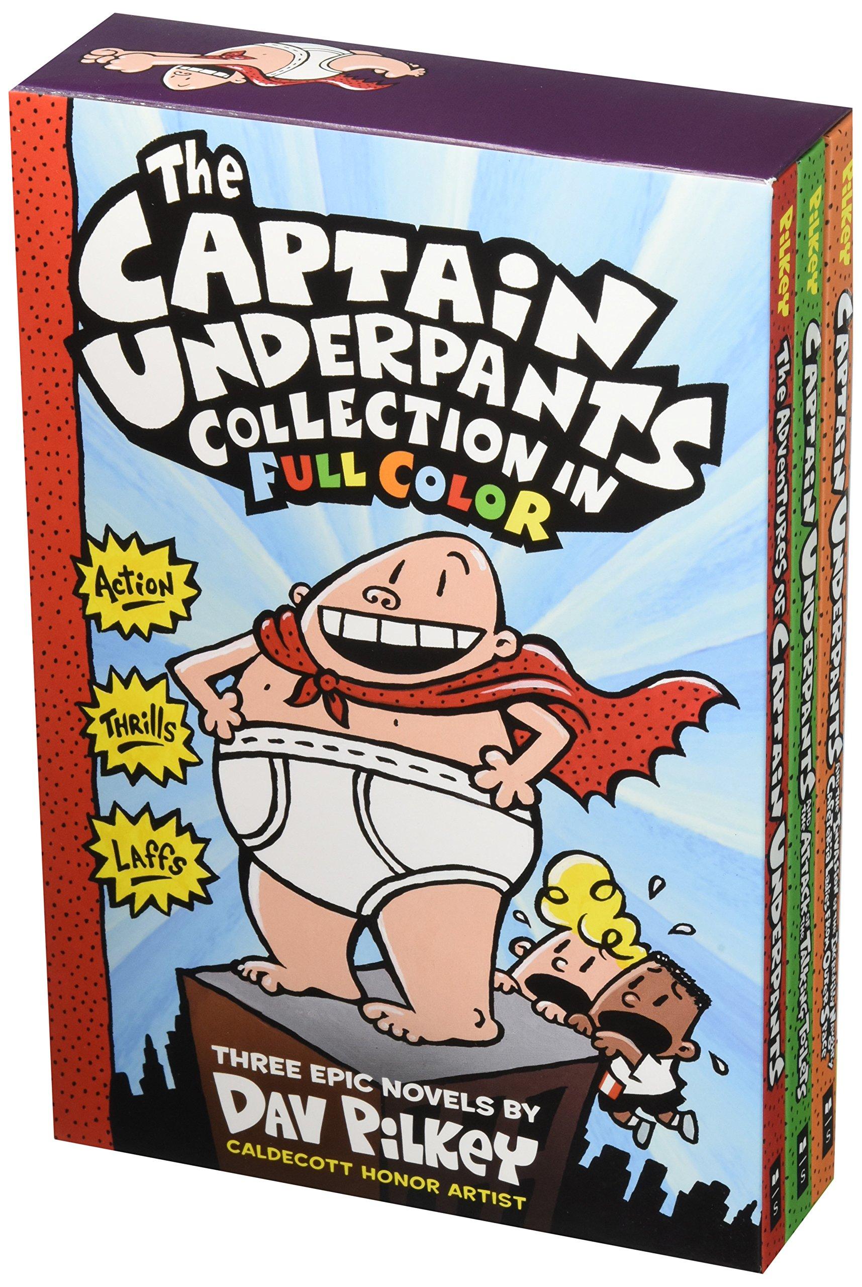 Captain Underpants Color Collection Captain Underpants: Amazon.es: Dav Pilkey: Libros en idiomas extranjeros