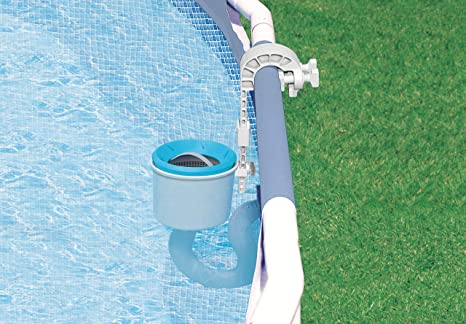 Amazon Com Above Ground Pool Deluxe Wall Mount Automatic Skimmer