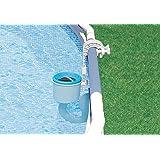 地上游泳池豪华壁挂式自动撇末