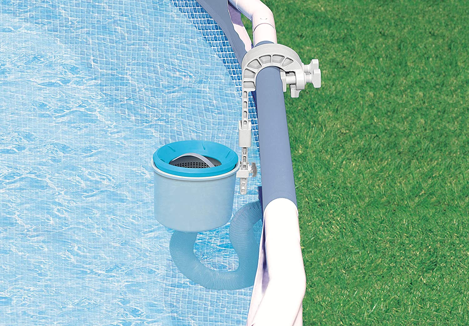 Intex Deluxe Skimmer USE with Above Ground Easy Set Swimming Pools ONLY