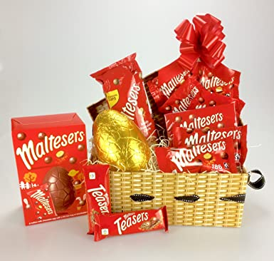 Extra large maltesers easter gift hamper our keep sake box extra large maltesers easter gift hamper our keep sake box including hot chocolate teasers negle Images