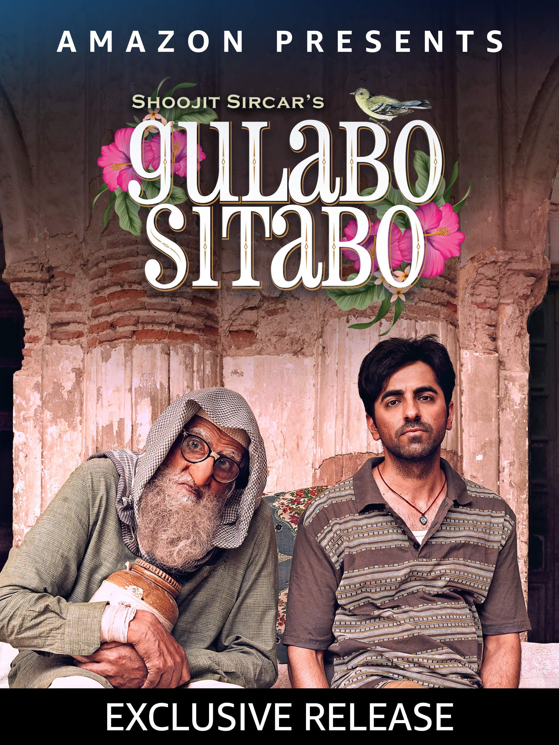 Gulabo Sitabo (4K UHD)