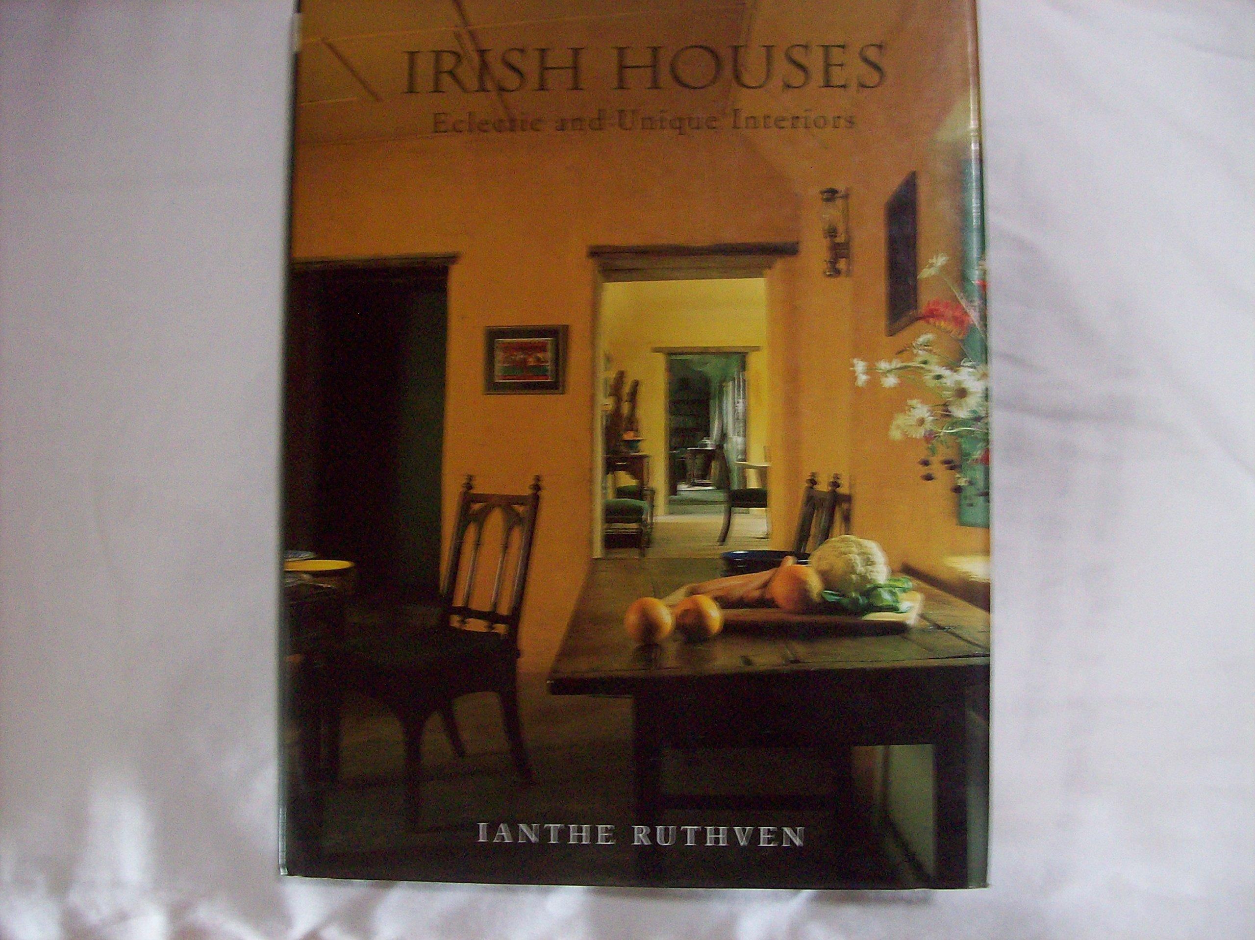 Irish Houses: Eclectic and Unique Interiors