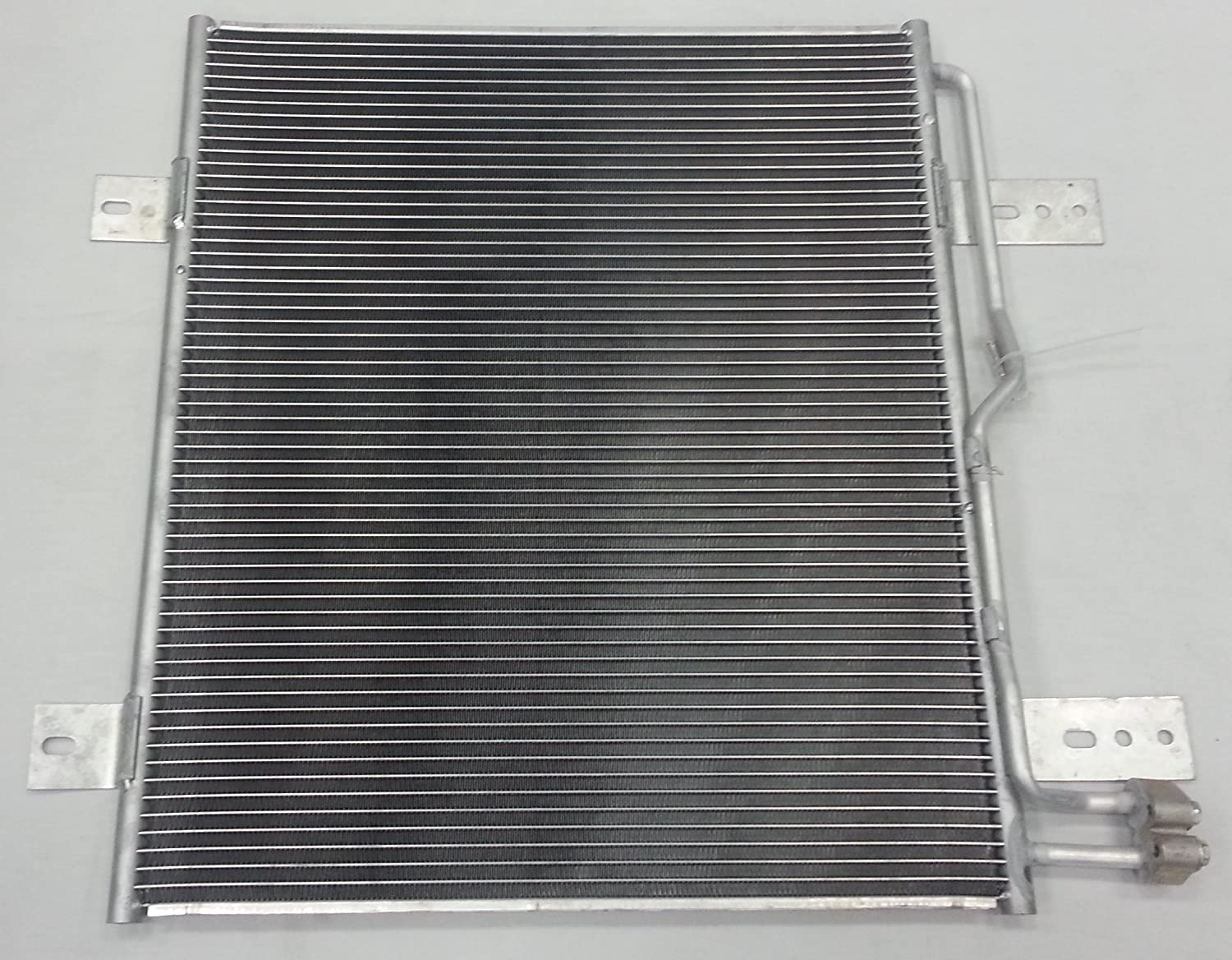 NEW Replacement Condenser for Ford - International - Navistar 4200 4300 4400 8500 F650 American Cooling Solutions