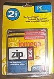 ZIP Iomega 250 mb 2-Pack Disk