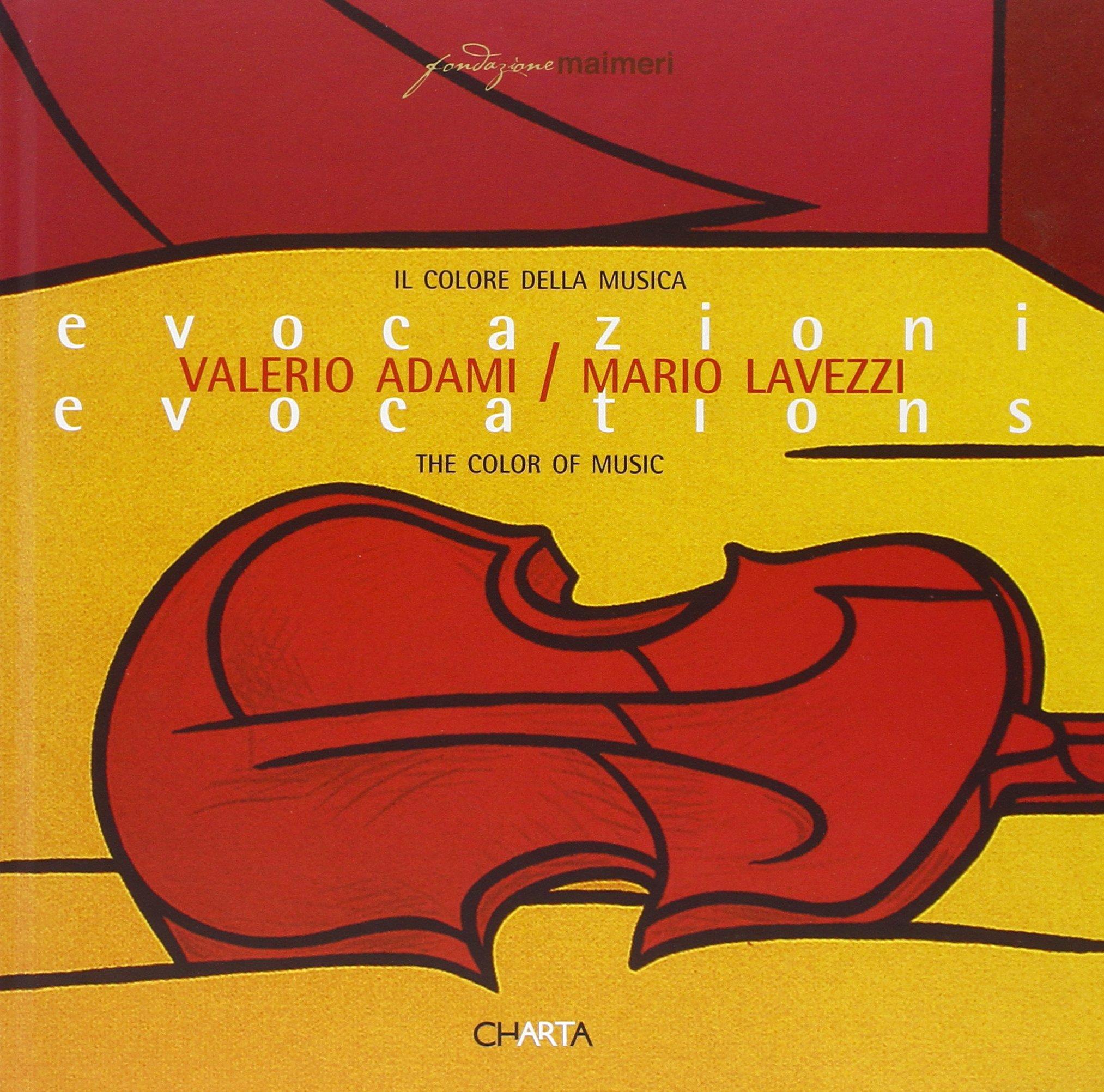 Il colore della musica. Evocazioni-The color of music. Evocations. Catalogo della mostra (Milano, 16 marzo-30 aprile 2005) (Inglese) Copertina rigida – 31 mag 2005 A. Fiz Charta 8881585227 Art / Collections