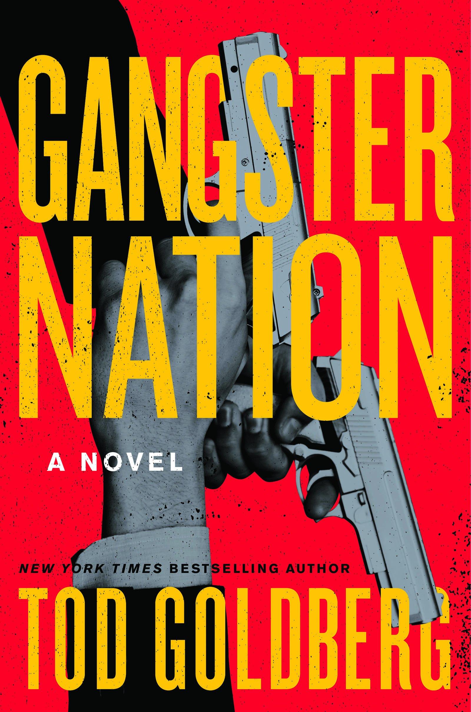 Amazon.com: Gangster Nation: A Novel (9781619027237): Tod Goldberg ...