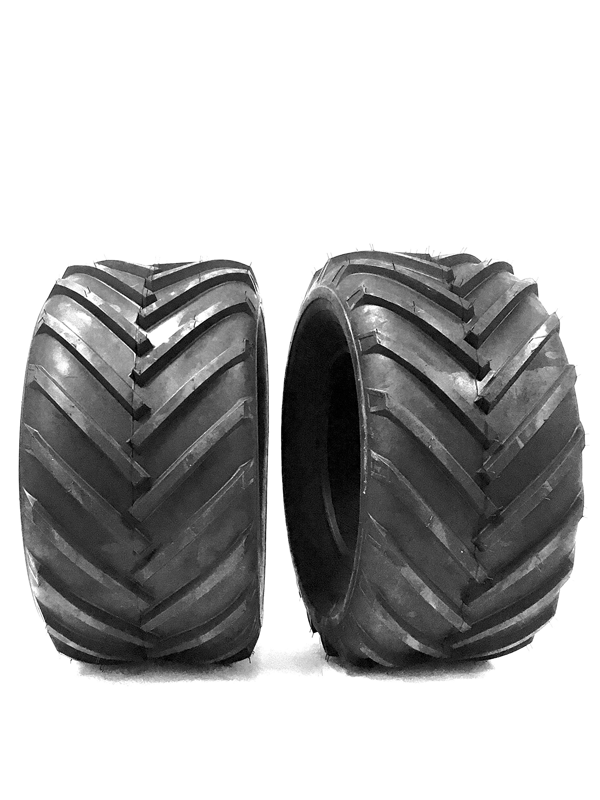 26X12.00-12 Field Master Tractor Lug Tires WITH TIRELINER FLAT PROF SYSTEM by Field Master (Image #1)