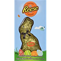 REESE Easter Bunny, Easter Chocolate Peanut Butter Candy, 141 Gram