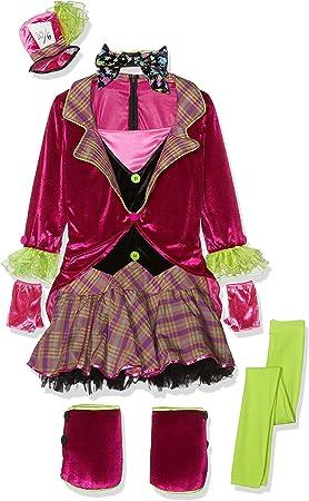Christys - Disfraz el Sombrerero Loco para niñas de 16 años (997664): Amazon.es: Juguetes y juegos