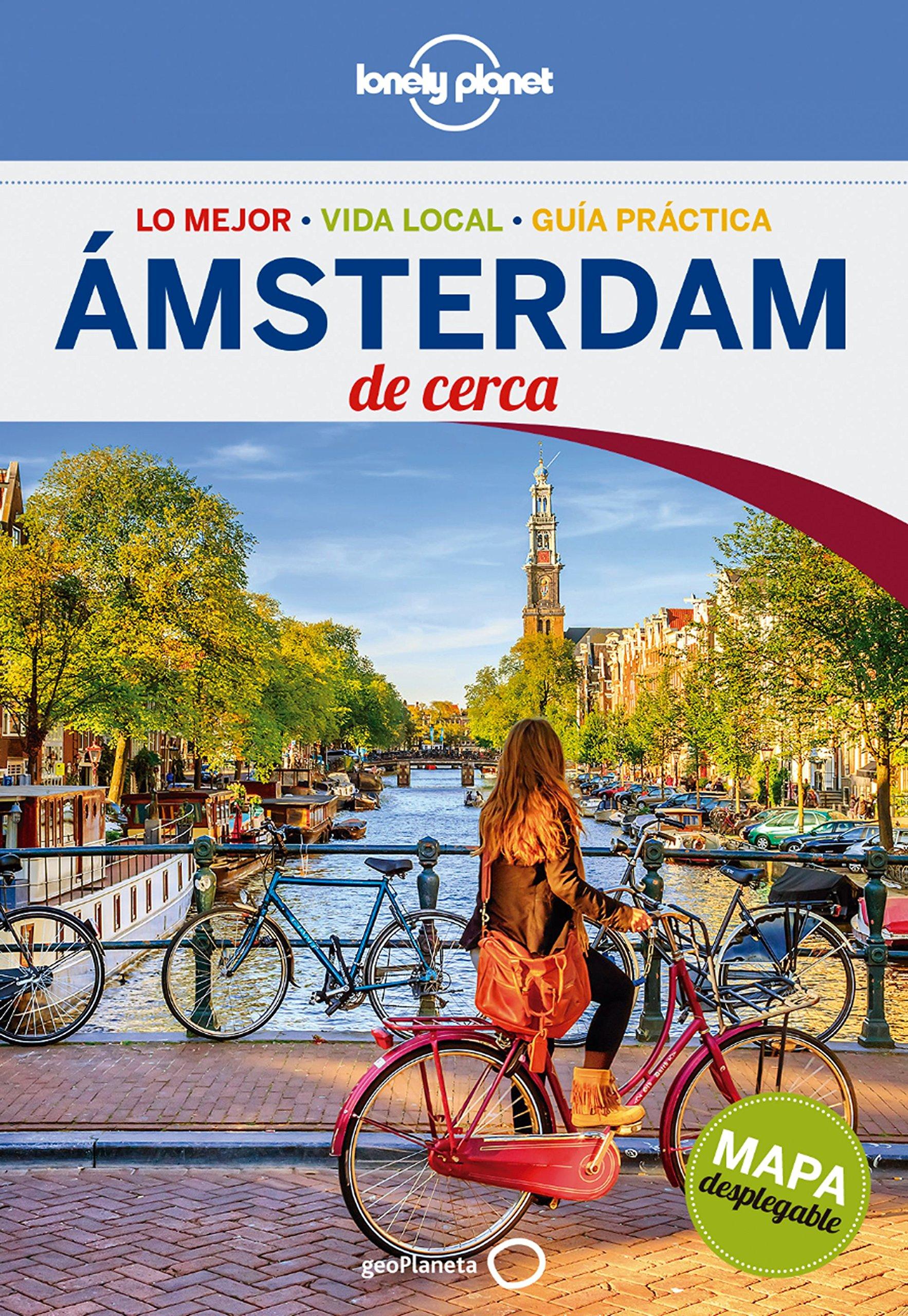 Ámsterdam De cerca 3: 1 Guías De cerca Lonely Planet Idioma Inglés ...
