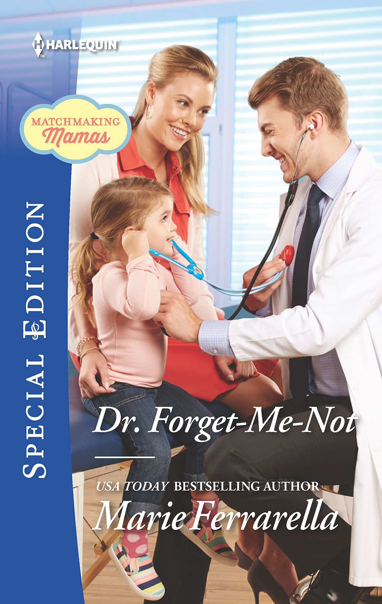Read Online Dr. Forget-Me-Not (Matchmaking Mamas) pdf epub