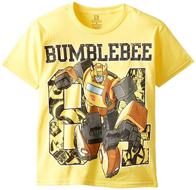 Transformers Boys' Bumblebee T-Shirt