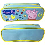 Peppa Pig Pencil Case/Pouch Baby Blue