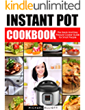 300 Instant Pot Cookbook (Including Paleo, Crock Pot, Low-fat, Roast, Cook, Healthy Meals, Quick, Easy, Delicious, Simple Cooking, Instant Pot, Electric Pressure Cooker, Spanish)