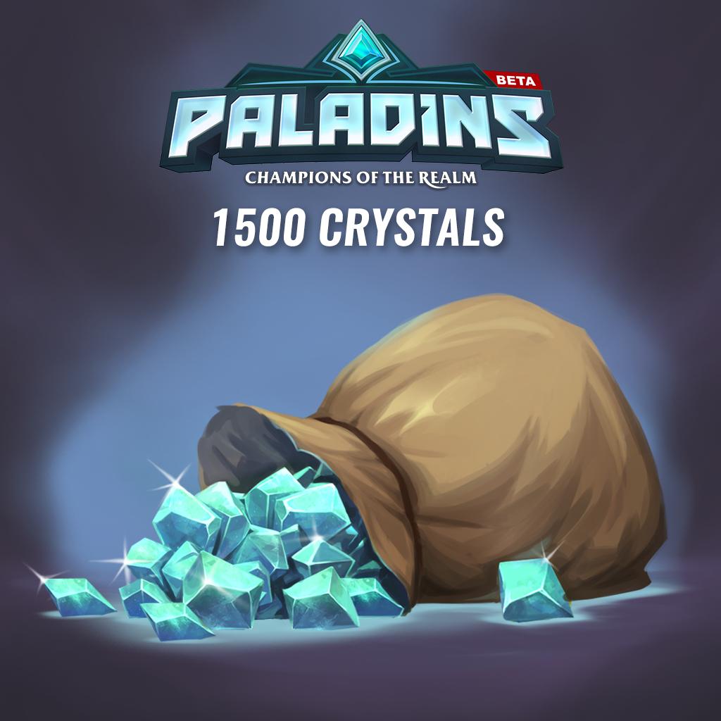 Amazon com: 1500 Paladins Crystals [Online Game Code]: Video