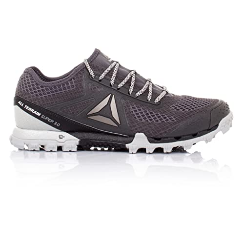 All Terrain Super Reebok- Black running shoes