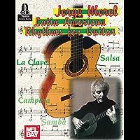 Jorge Morel: Latin American Rhythms for Guitar book cover