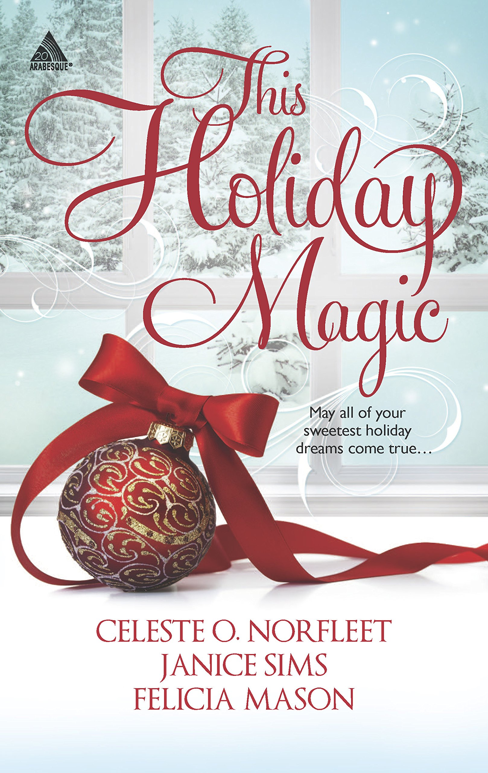 Read Online This Holiday Magic: An Anthology (Arabesque) pdf