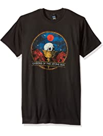 FEA Mens Queens of The Stone Age Chalice Mens Soft T-Shirt T-Shirt