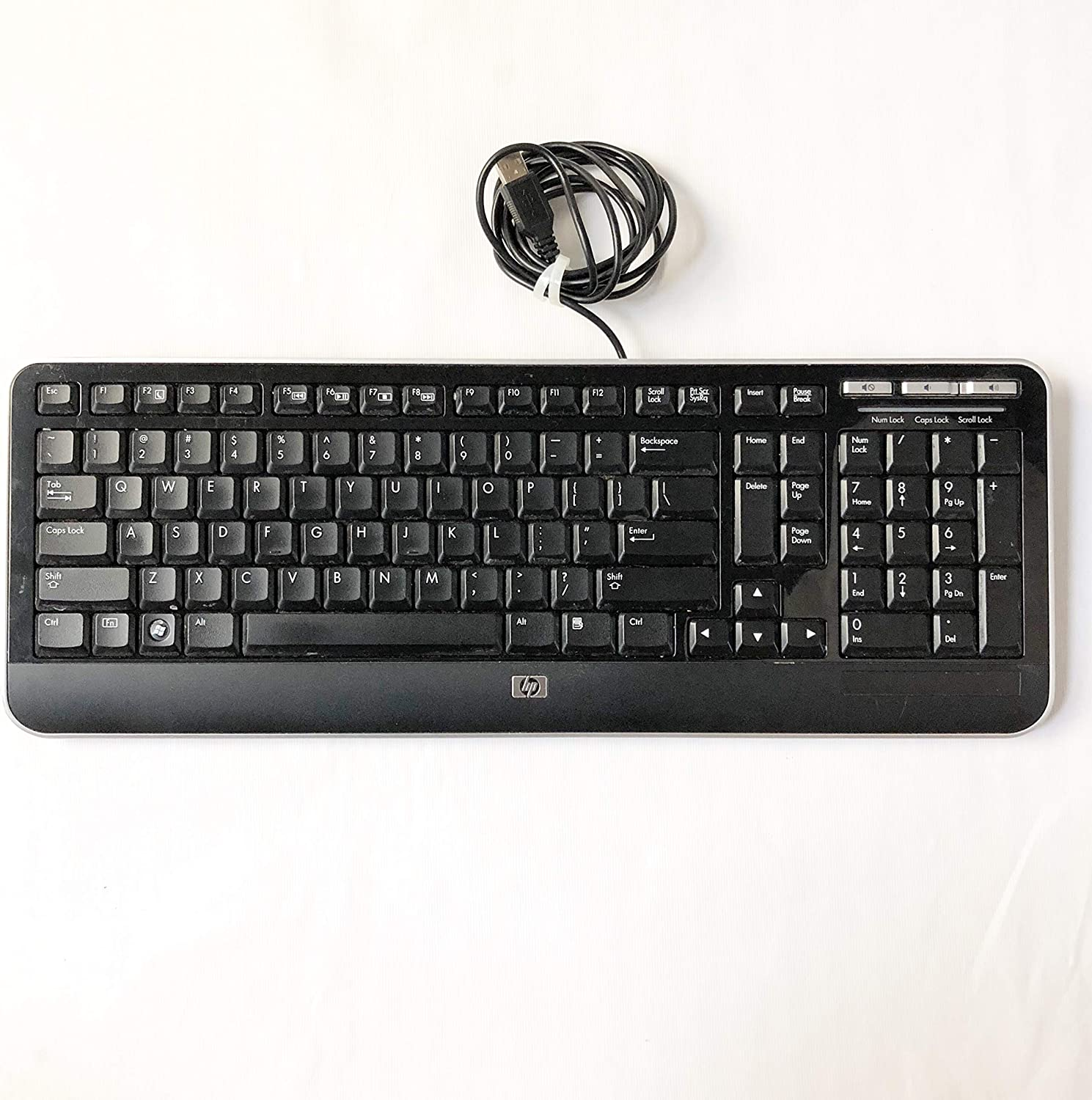 HP KU-0841 Multimedia Keyboard