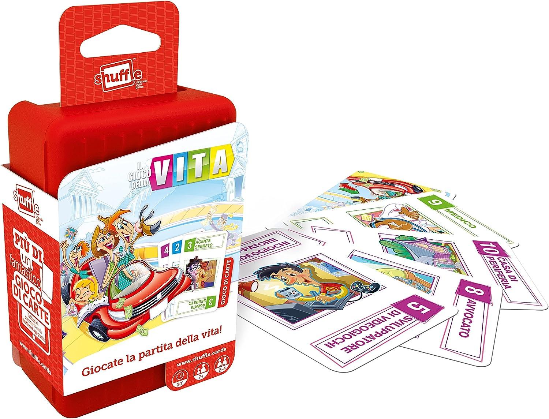 Cartamundi Shuffle - Juego de Cartas (en alemán) No en español: Amazon.es: Juguetes y juegos