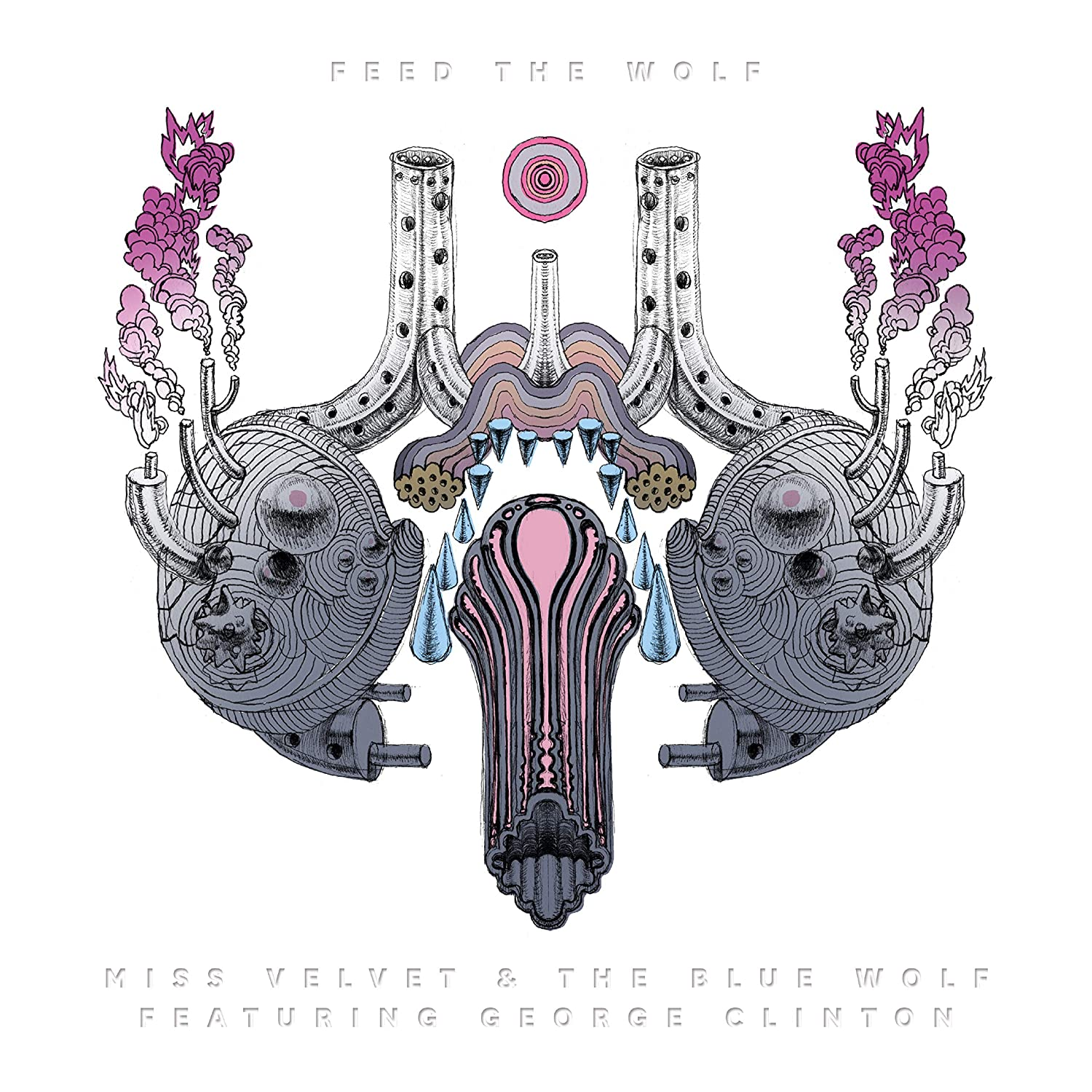 Feed The Wolf (Ft. George Clinton) (LP) [Vinilo]