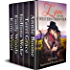 Love on the Western Frontier: Fifteen Inspirational Romance Stories