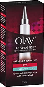 Olay Regenerist Advanced Anti-Ageing Fragrance Free Revitalising Eye Serum 15ml